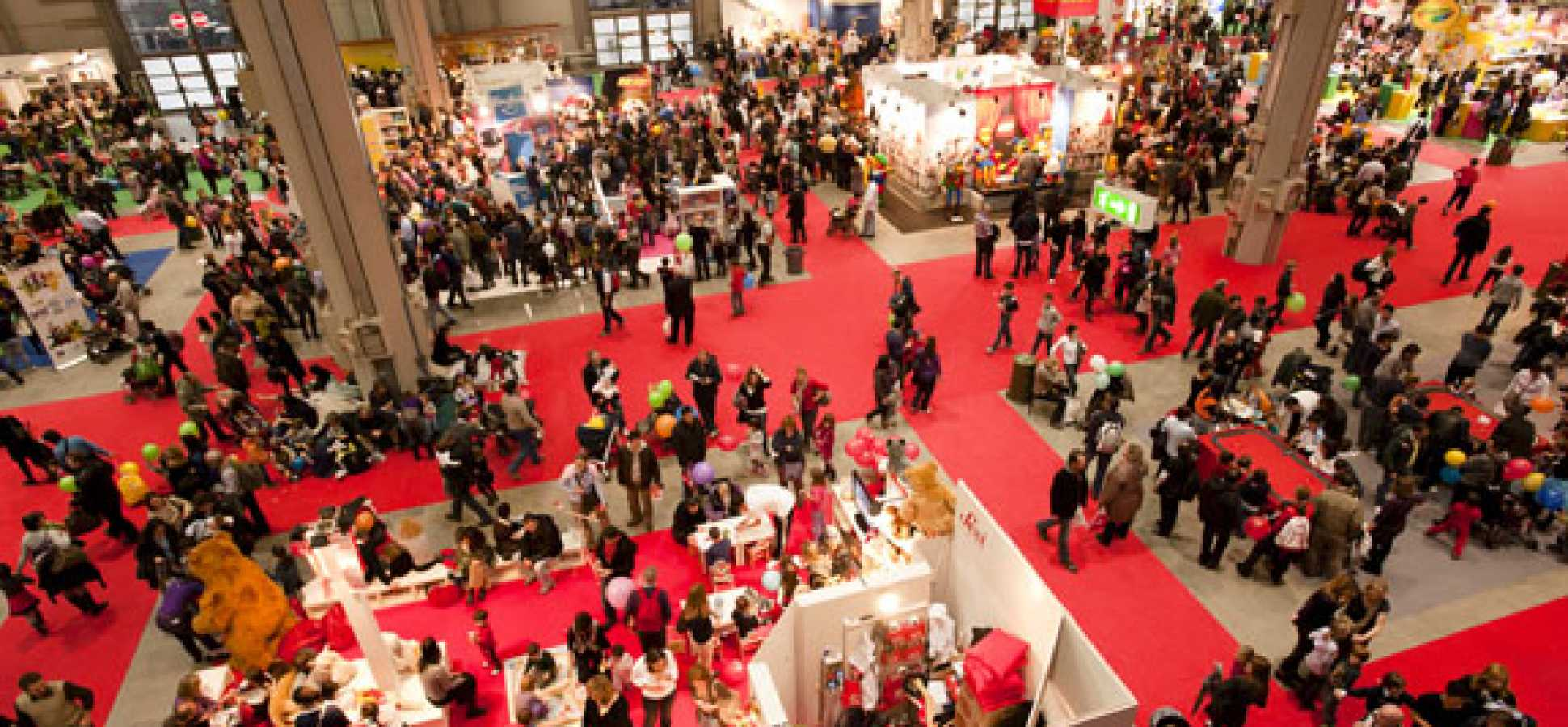 Example of trade show