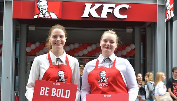 KFC manage PR crisis well during chicken shortage