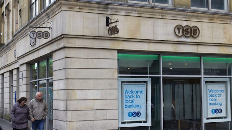 TSB have PR crisis during IT meltdown