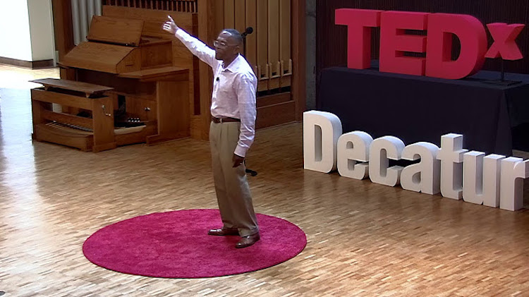 Al Wiseman public speaking TED Talk