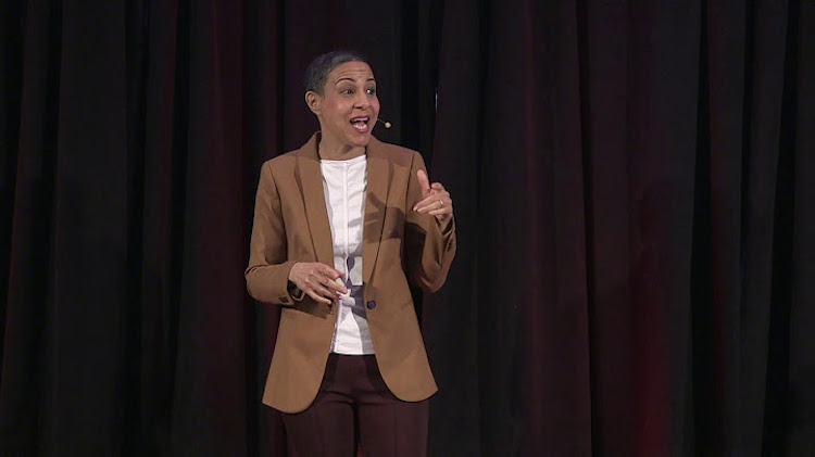 Elizabeth Stordeur Pryor TED Talk