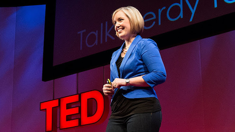Melissa Marshall public speaking TED Talk